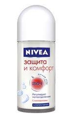 Nivea Dry Защита и Комфорт дезодорант-антиперспирант