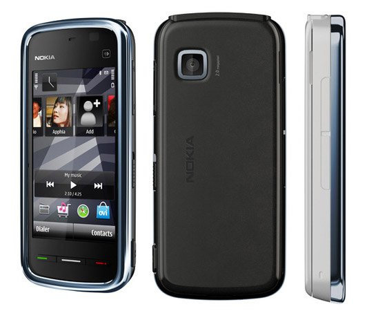 Nokia 5235 Comes With Music Edition Смартфон