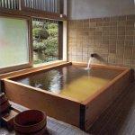 Японская баня: офуро