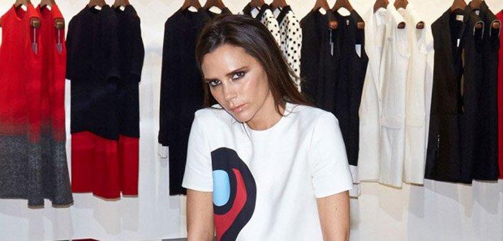 Открытие бутика Виктории Бекхэм в Лондоне состоялось! Без нее…