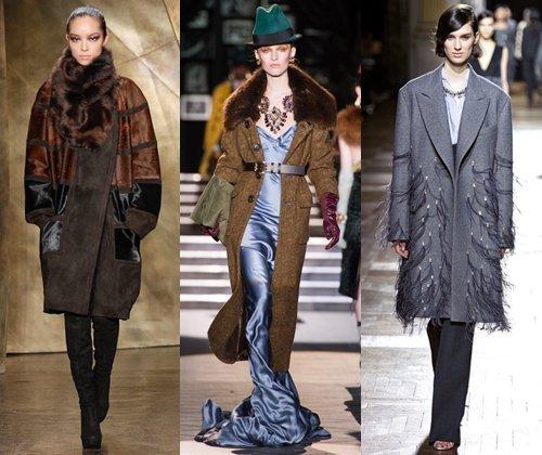 Модные пальто осень зима 2013-2014 (фото): какие женские пальто будут самыми модными в 2014 году