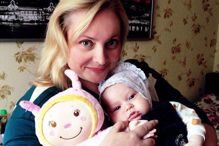 Светлана Пермякова не может оформить дочь в детский сад