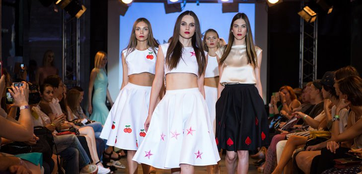 Первый московский Flacon Fashion Festival