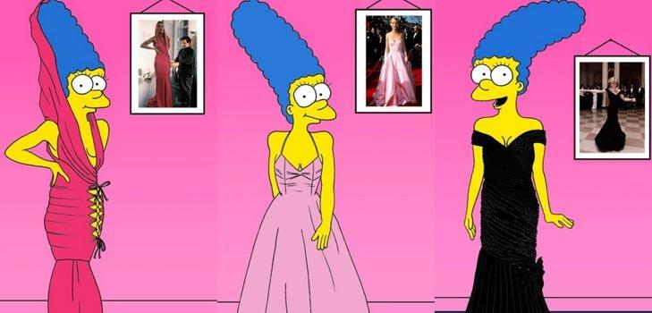 Планируется выпуск новой косметической линии, лицом которой станет Мардж Симпсон