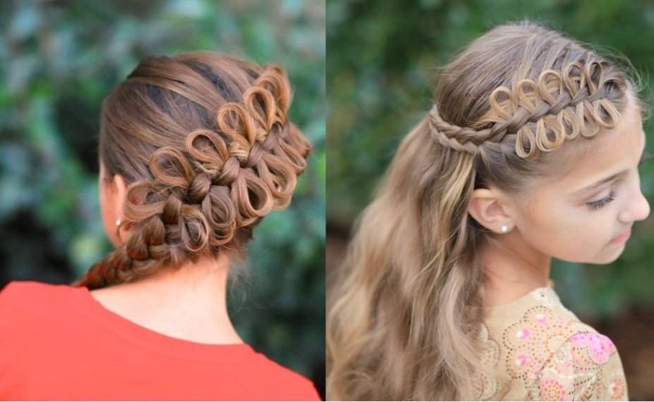 Идеи для причесок с длинными волосами