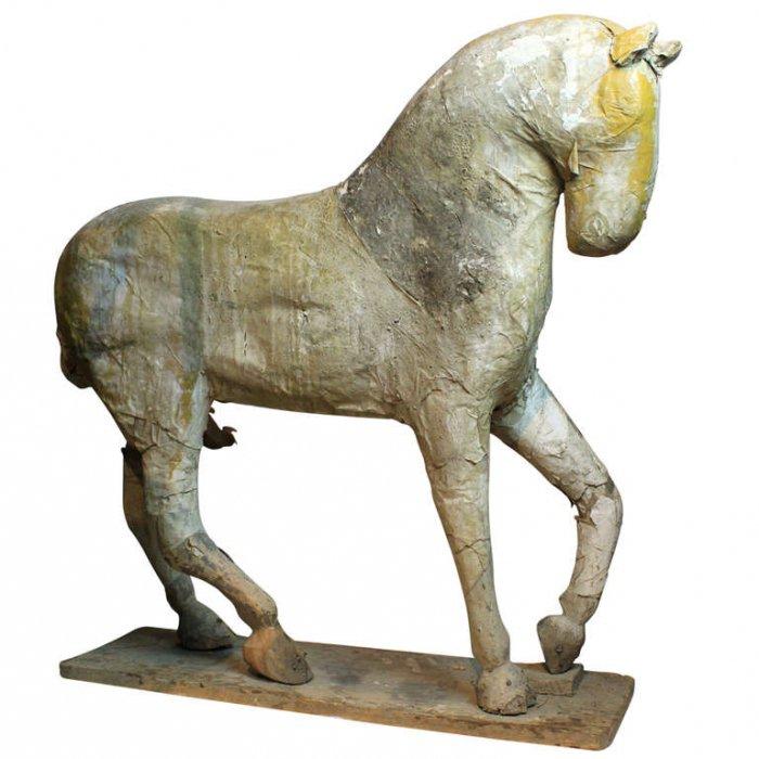 Поделки из папье-маше. Как делать лошадь, шар, маски. Папье-маше своими руками