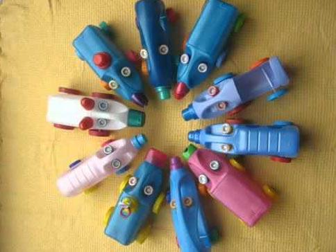 Поделки из пенопласта для детского сада своими руками фото 49