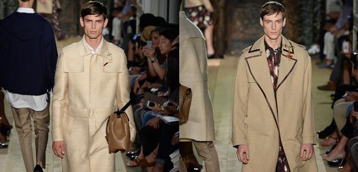 Показ Valentino на Неделе мужской моды в Париже