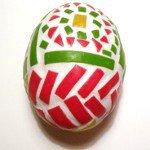 Пасхальные поделки: пасхальное яйцо из полимерной глины