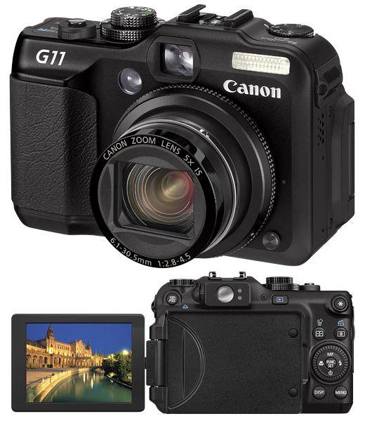 Canon PowerShot G11 Цифровая камера