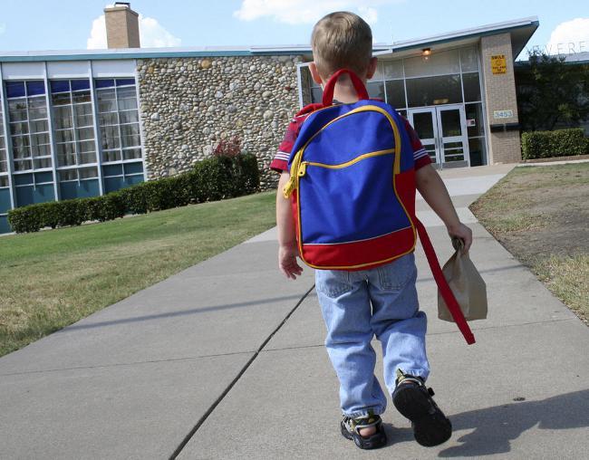 Ваш ребенок идет в школу