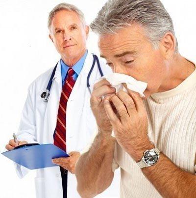 Причины и симптомы хронического обструктивного бронхита. Его диагностика и лечение