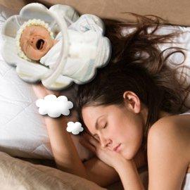 Значение сна видеть себя беременной