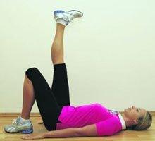 5 упражнений для самых проблемных зон