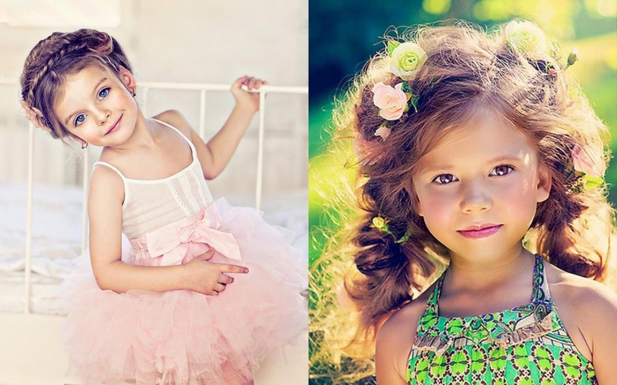 Как сделать ребёнка красивым 7