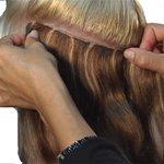 Наращивание волос на трессах: польза или вред для волос?