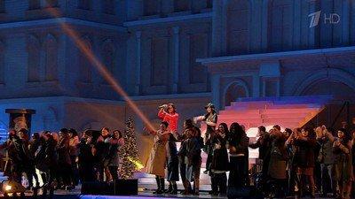 Рождественские встречи Алла Пугачёвой 2015