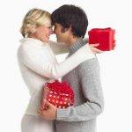 Романтический подарок любимому