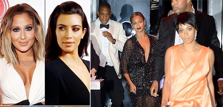Самые громкие «заварушки» между знаменитостями