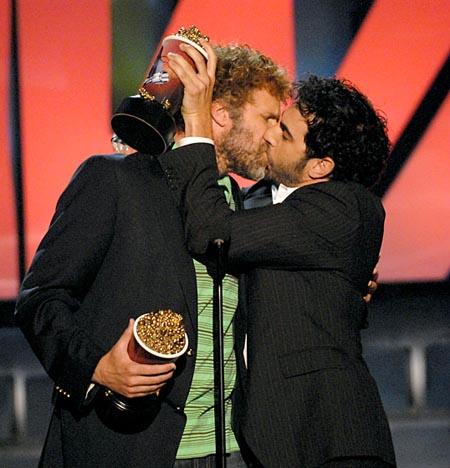 Самые смешные моменты церемонии MTV Movie Awards