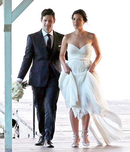 Самые «звездные» свадьбы 2014