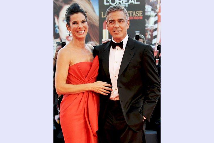 Сандра Буллок и Джордж Клуни никогда не смогут быть вместе
