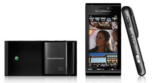 Sony Ericsson Satio Смартфон