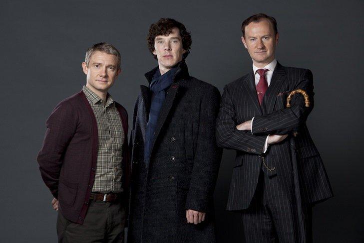 Сериал Sherlock: что ждет героев в новом сезозне