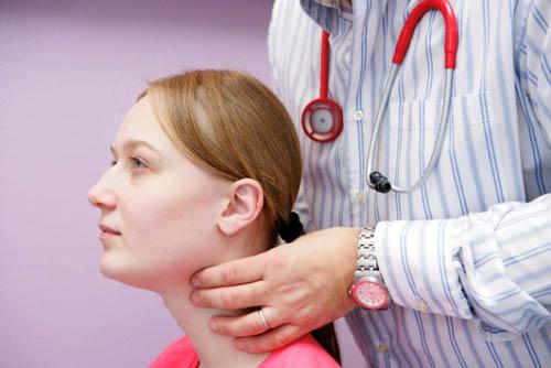 Симптомы зоба, его диагностика и лечение
