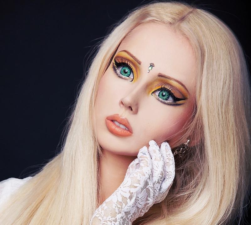 Как сделать из себя куклу барби фото 180