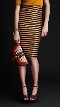 Модные юбки весна 2012