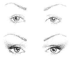 Индивидуальные особенности макияжа глаз
