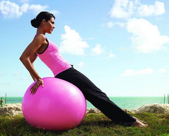Проблемы с позвоночником и занятия фитнесом