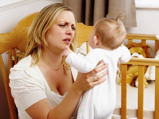 Золотистый стафилококк у грудных детей