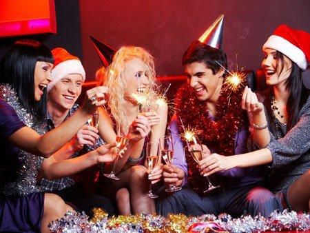 Сценарий на Новый год