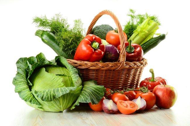 Летняя диета для похудения