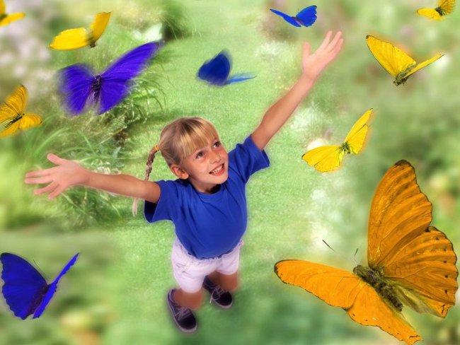 Летние игры для детей 6-7 лет