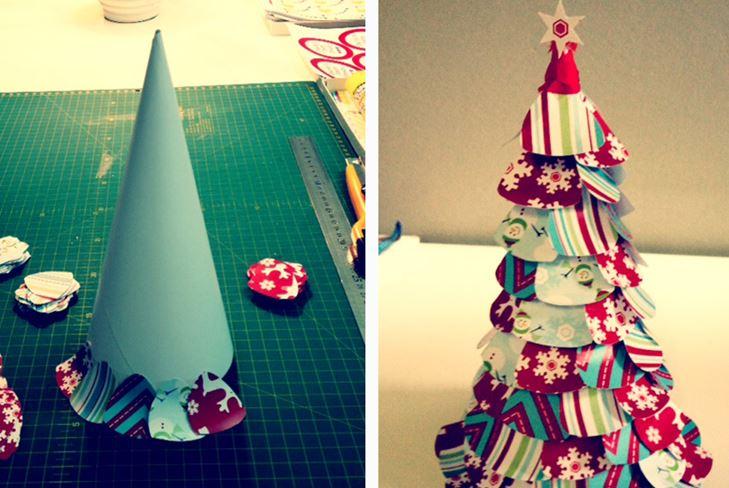 Поделки на Новый год своими руками из бумаги и картона, фото мастер-класс