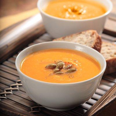 Суп-пюре из овощей – главное блюдо лета