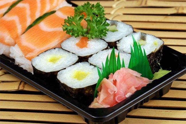 Как варить рис для суши?