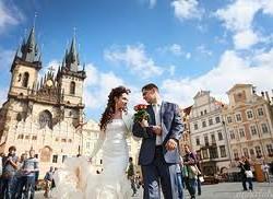 Свадьба в Чехии – поистине королевское торжество