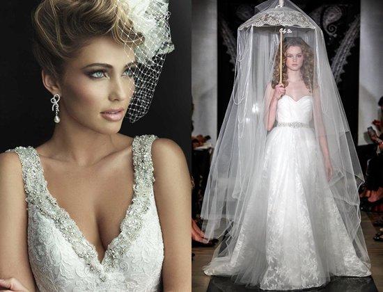 Свадебные платья весна - 2014