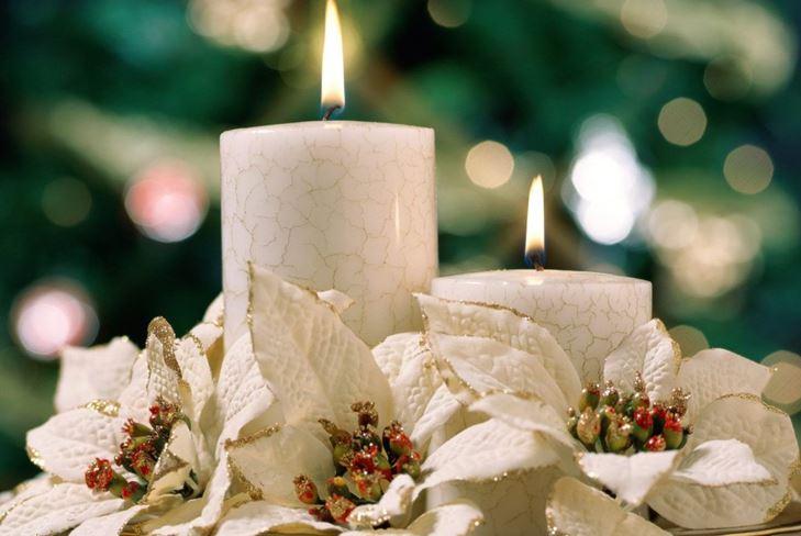 Декоративные свечи своими руками: мастер-класс