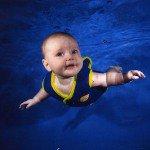 Плавание младенцев