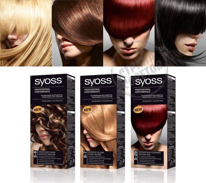 Syoss Color краска для волос