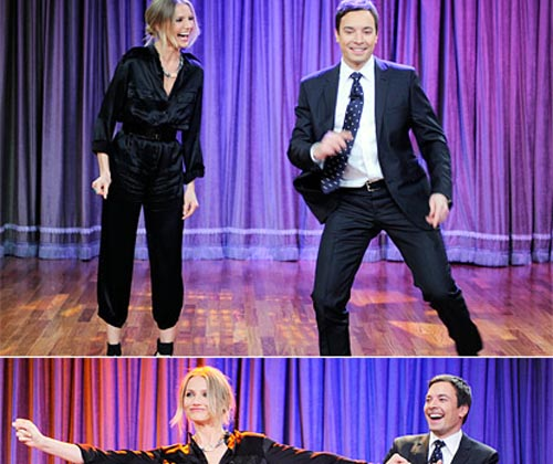 «Танцы со звездами» по-голливудски