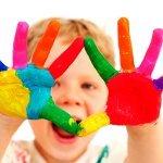 Как научить ребенка цветам