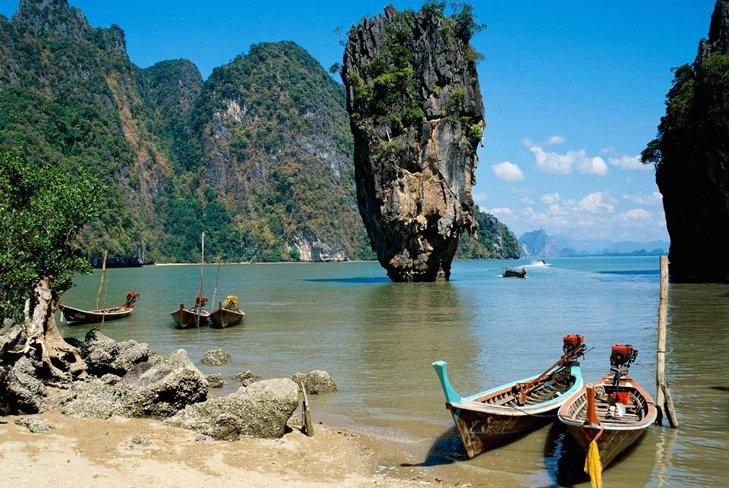 Куда поехать на Новый Год: Тайланд