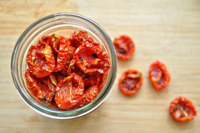 Сушим и замораживаем помидоры на зиму