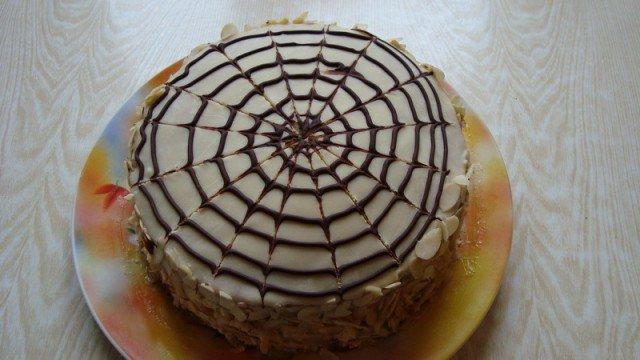 Торт естерхазі рецепт з